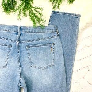 👖I•VINTAGE AMERICA•I Weekend Crop Jeans 29x28👖